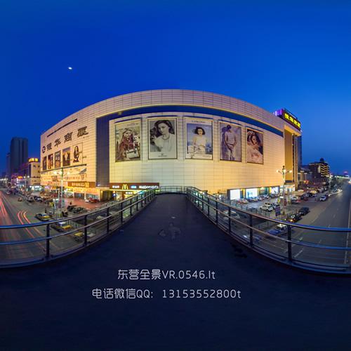 振华天桥夜景